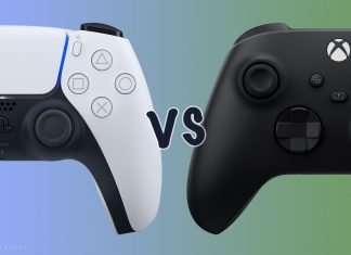 Геймпады от PlayStation 5 и Xbox Series X