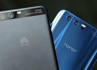 Honor и Huawei