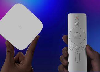 ТВ-приставка Xiaomi Mi Box 4S Pro