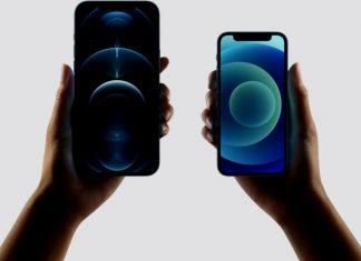 iPhone 12 Pro Max и iPhone 12 mini