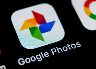 Значок Google Фото