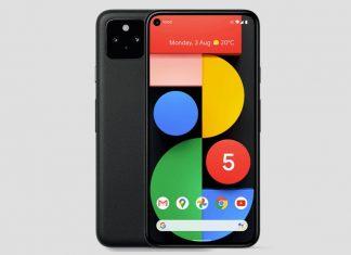 Новый Google Pixel 5