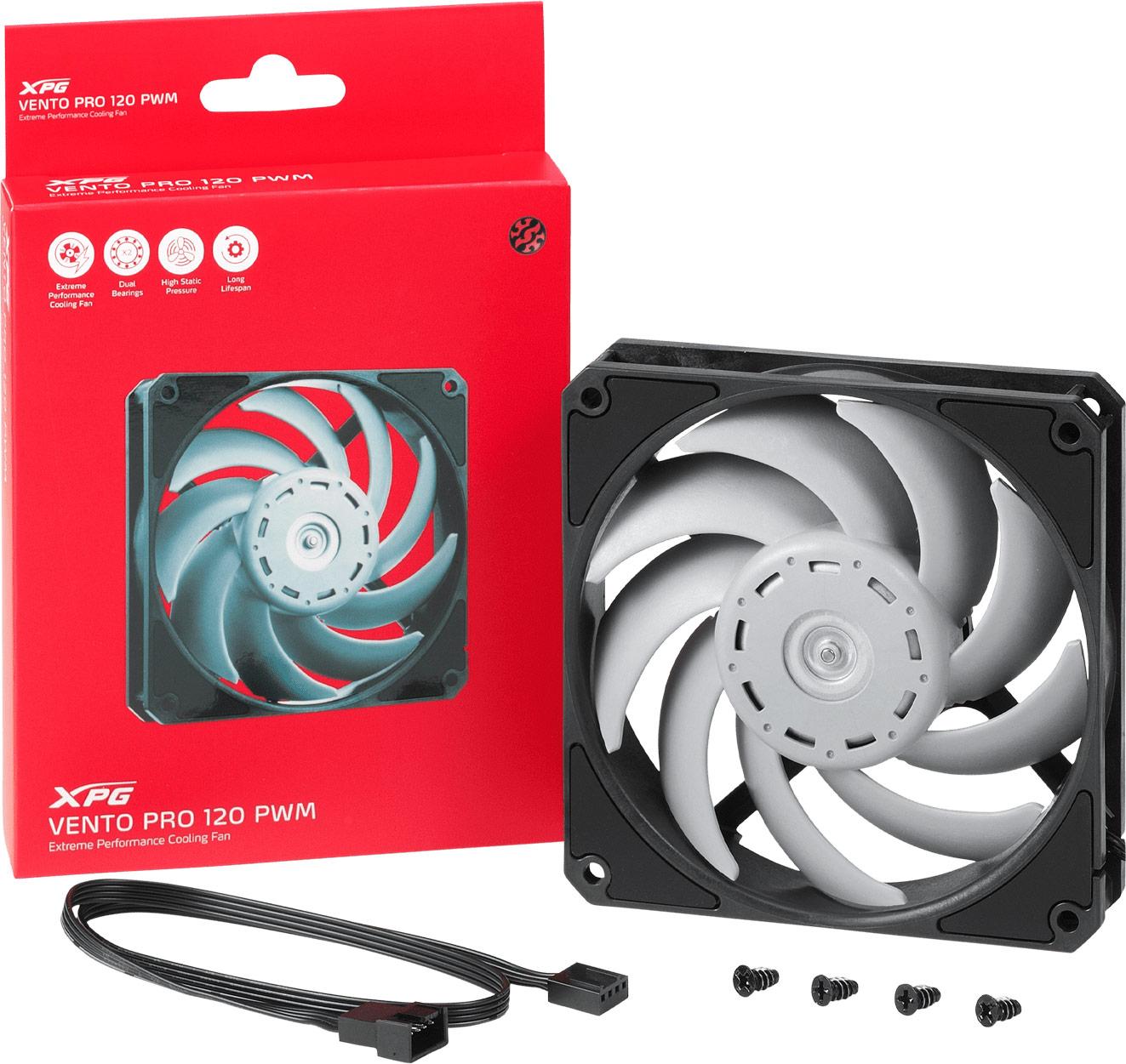 вентилятор XPG Vento Pro 120 PWM