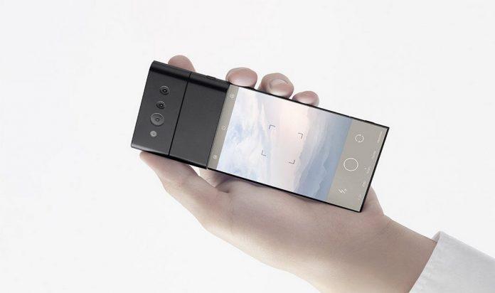 уникальный слайдфон Oppo