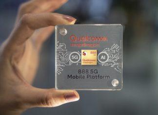 Новая платформа Qualcomm 888