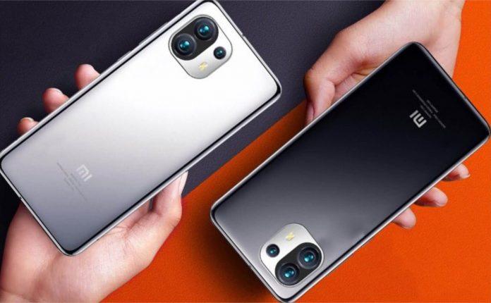 Xiaomi Mi 11 Pro+: задняя панель