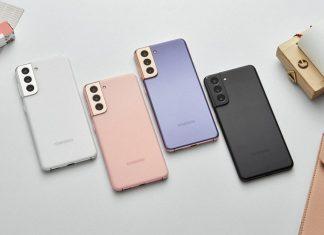 Вариации цветов Samsung Galaxy S21
