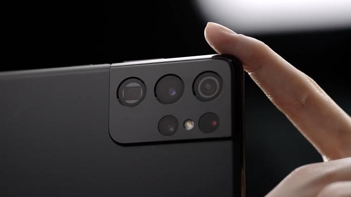 Камера Samsung Galaxy S21 Ultra