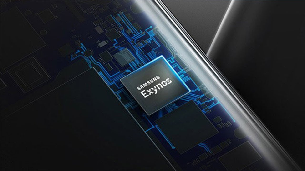 Мобильный процессор Samsung Exynos