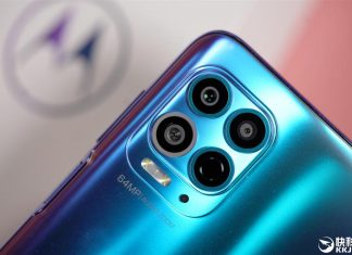 Блок камер Motorola Edge S