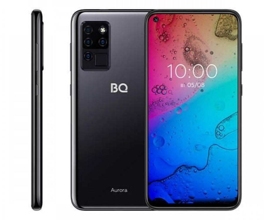 Бюджетный смартфон BQ 6430L Aurora