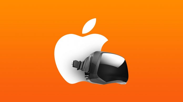 8K-гарнитура Apple