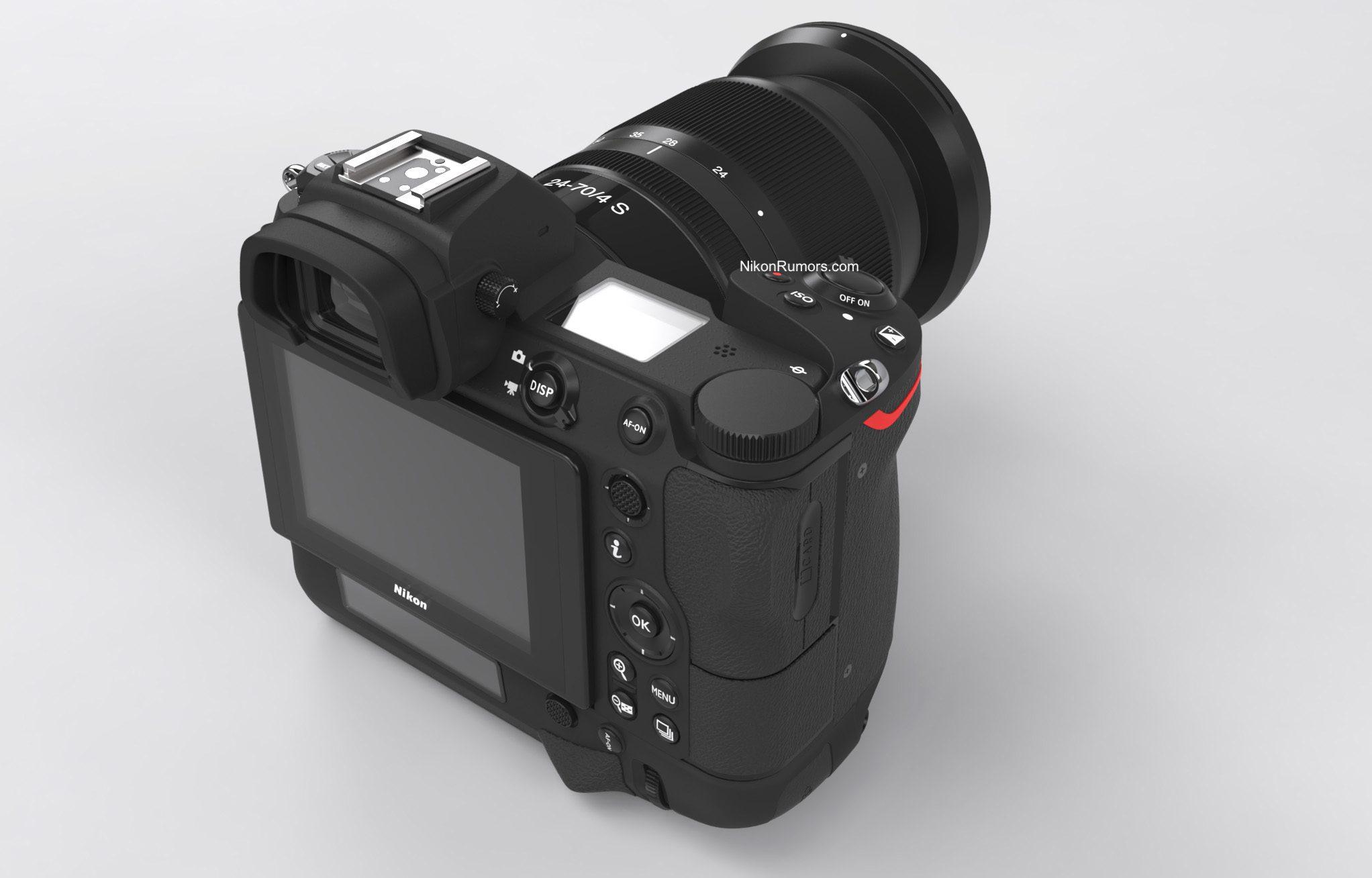 Камера Nikon Z9