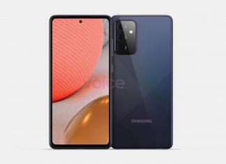 Внешний вид Samsung Galaxy А72