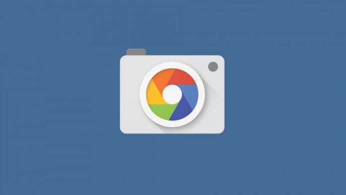 Логотип Google Camera