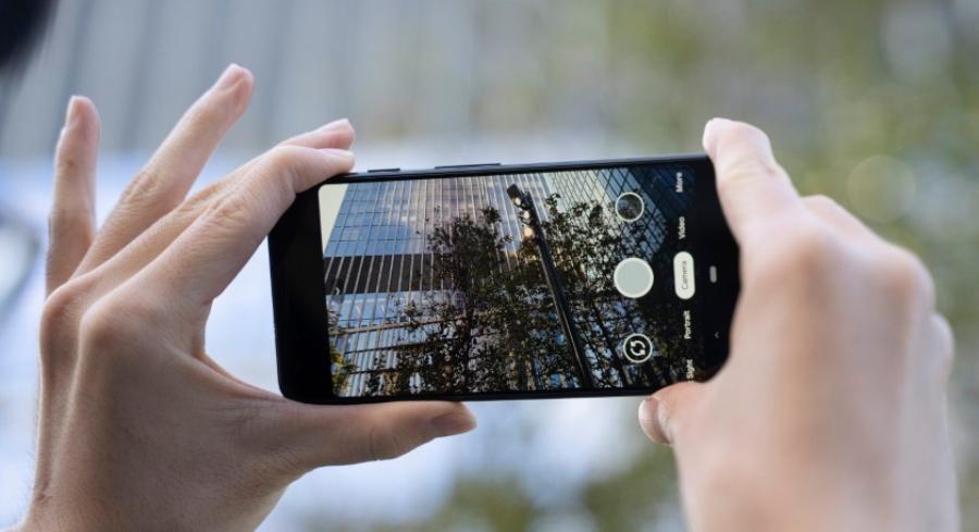 Приложение Google Camera