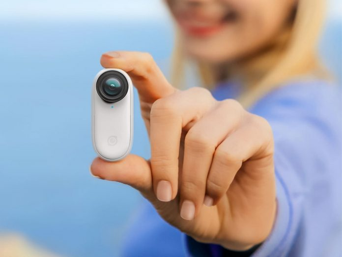 экшн-камера Insta360 GO 2