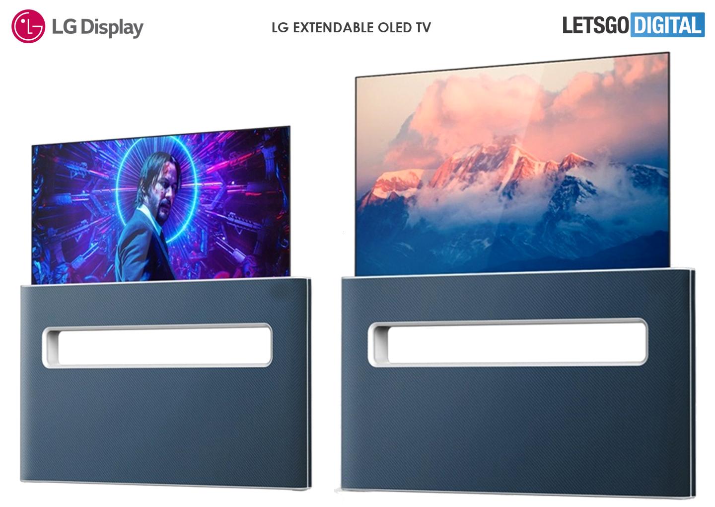 Новый телевизор LG